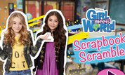 Play Girl Meets World: Scrapbook Scramble | NuMuKi