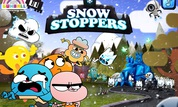 Play Gumball: Snow Stoppers | NuMuKi