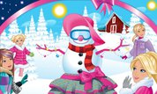 Play Barbie: Snowgirl Glam-Up! | NuMuKi