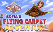 Play Sofia the First: Sofia's Flying Carpet Adventure | NuMuKi