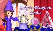 Play Sofia the First: Sofia's Magical Spells | NuMuKi