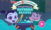 Spooktacular Rhyming Recipes