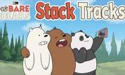 Play We Bare Bears: Stack Tracks | NuMuKi