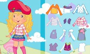 Play Strawberry Shortcake Dress Up | NuMuKi