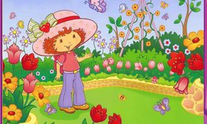 Strawberry Shortcake: Jigsaw Puzzle