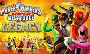 Play Power Rangers Super Megaforce: Legacy | NuMuKi