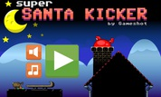 Play Super Santa Kicker | NuMuKi