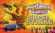 Play Power Rangers Super Megaforce: Super Strike | NuMuKi