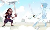 Play Steven Universe: Sword Dancers   NuMuKi
