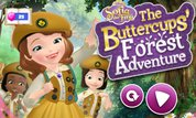 The Buttercups' Forest Adventure