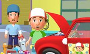 Play Handy Manny: The Great Garage Rescue | NuMuKi