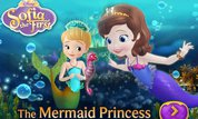 Play Sofia the First: The Mermaid Princess | NuMuKi