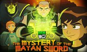 Play Ben 10: The Mystery of the Mayan Sword | NuMuKi