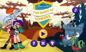 Play Mighty Magiswords: The Quest of Towers | NuMuKi