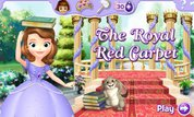 Play Sofia the First: The Royal Red Carpet | NuMuKi
