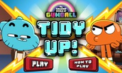 Play Gumball: Tidy Up! | NuMuKi