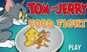Play Tom and Jerry Food Fight | NuMuKi
