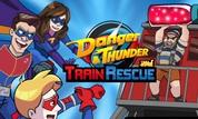 Play Danger & Thunder: Train Rescue | NuMuKi