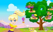 Play Polly Pocket: Tree House Scavenger Hunt | NuMuKi