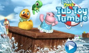 Play Lucky Duck: Tub Toy Tumble | NuMuKi