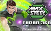 Play Max Steel: Turbo 360 | NuMuKi