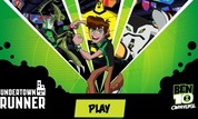 Play Ben 10 Omniverse: Undertown Runner | NuMuKi