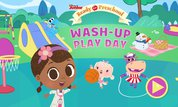 Play Disney Junior Ready for Preschool: Wash-Up Play Day | NuMuKi
