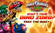 Play Power Rangers Dino Charge: What's Your Dino Zord? | NuMuKi