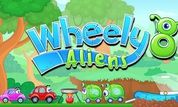 Play Wheely 8: Aliens | NuMuKi