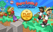 Play Papa Louie 2: When Burgers Attack | NuMuKi