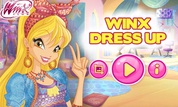 Play Winx Club: Winx Dress Up | NuMuKi