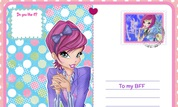 Winx Magic E-Card