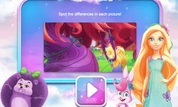 Play Barbie Dreamtopia: Wispy Forest Spot the Difference | NuMuKi