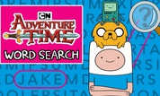 Play Adventure Time: Word Search | NuMuKi
