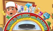 Play World Music with Manny