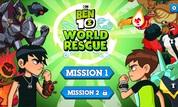 Play Ben 10: World Rescue | NuMuKi