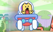 Play Wow Wow Wubbzy: Wubbzy's Silly Speeder | NuMuKi