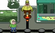 Play Clarence: Zookeeper Caper | NuMuKi