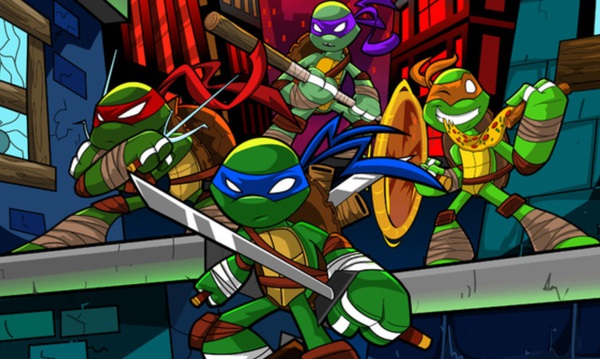 Teenage Mutant Ninja Turtles Games Numuki